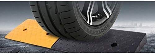 安全性 トラックスロープ、家族子供自転車スロープブラックラバーノンスリップマット学校病院車椅子スロープヴィラスレッショルドスロープ さまざまなランプ (Size : 100*30*12CM)
