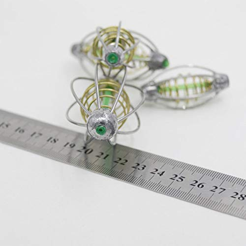 Belt With Spring Explosion Hook With Beaded Fishing Lantern Pendant