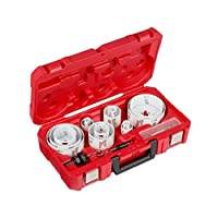 Milwaukee Hole Dozer General Purpose Bi-Metal Hole Saw Set Deals