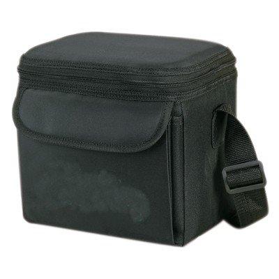 Yens Fantasybag Deluxe Colorblock 6-Pack Cooler, 3396 (Black)