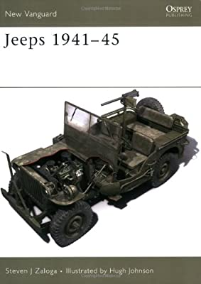 Jeeps 1941–45 (New Vanguard)