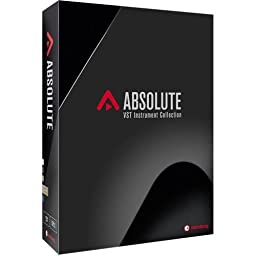 Steinberg Absolute 2 VST Instrument Collection The Ultimate Virtual Instrument Collection!