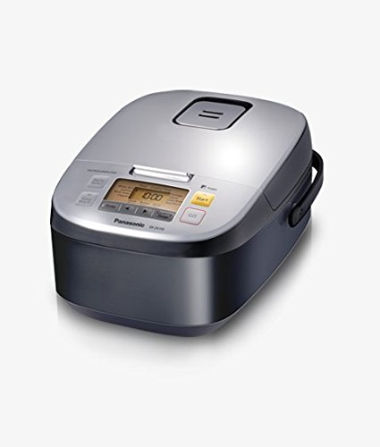PANASONIC SR-ZX105 Microcomputer Controlled Rice Cooker (5 cup unccooked rice capacity)