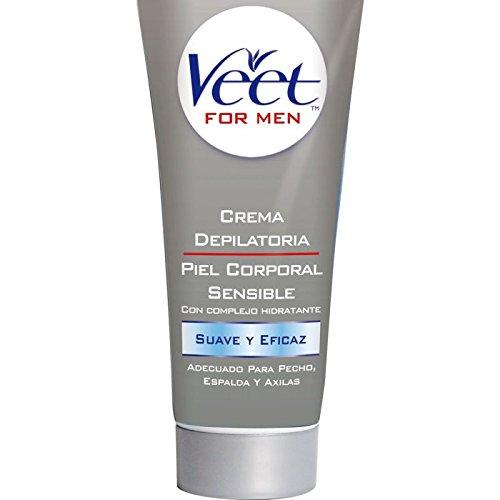 Veet Sensitive Skin Men's Depilatory Cream 200ml