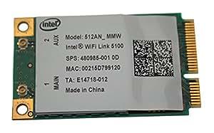 Original Acer WiFi tarjeta Aspire 5738PG Serie