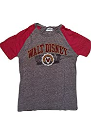 Mickey Mouse Walt Disney World Distressed Classic Shirt For Men (S)