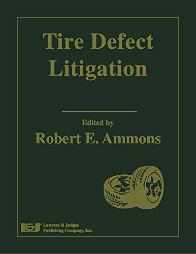 Tire Defect Litigation