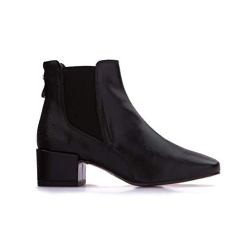 Vegan leather women's chelsea boot