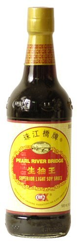 Pearl River Bridge Superior Light Soy Sauce (Pack of 2)