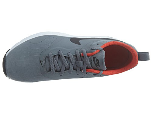 Nike Men's Air Max Tavas (Gs) Trail Running Shoes Grey (Cool Grey/Black-white-max Orange 009) ZAoej8