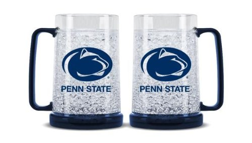 Duck House NCAA Penn State Nittany Lions 16oz Crystal Freezer Mug by Duck House
