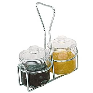 7 Oz. Condiment Jar with Lid