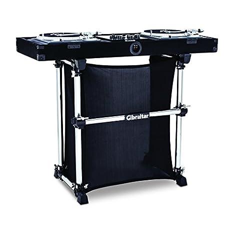 Gibraltar GPRDJ2-SCM-BK Foundation Workstation Scrim Black (DJ Equipment)