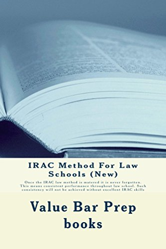 How to write an essay using the IRAC method?