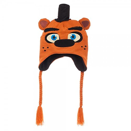 Bioworld Five Nights at Freddy's Big Face Laplander Beanie
