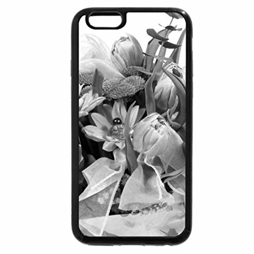iPhone 6S Plus Case, iPhone 6 Plus Case (Black & White) - Cute and lovely