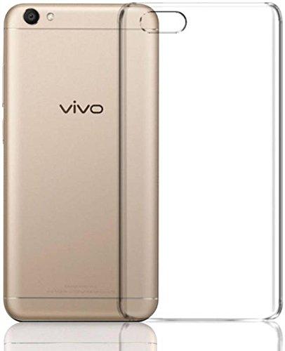 super popular b48b7 d4d35 Generic Silicon Transparent Back Cover for Vivo V5s