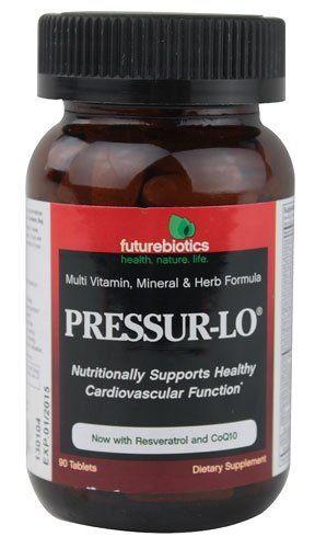 Futurebiotics Pressur-LoT -- 90 Tablets - 2PC
