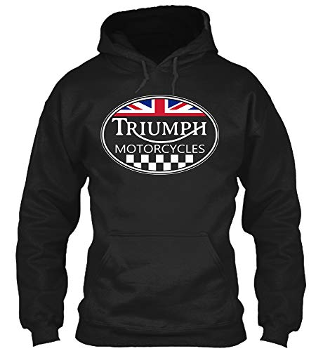 Teesmomo Triumph Motorcycles t-Shirt (Gildan 8oz Heavy Blend ()