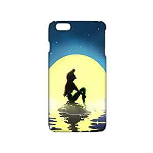 Slim Thin Ariel The Little Mermaid Phone Case for iPhone 6