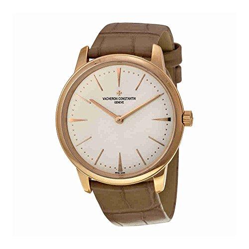 Vacheron Constantin Patrimony Women's Rose Gold Diamond Mechanical Swiss Watch 81530/000R-9682 Vacheron Constantin Ladies
