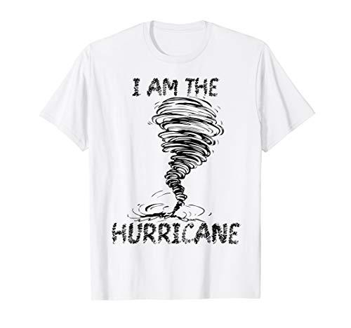 Tornado Costume Shirt Storm Twister Scary Weather Hurricane