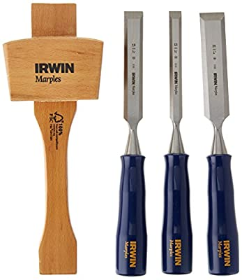 IRWIN Marples Woodworking Chisel Set