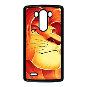 LG G3 Cell Phone Case Black Lion King 003 OQ7656232