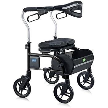 Amazon.com: Trillium - Rodillo ligero con ruedas, asiento ...