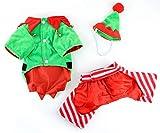 Midlee Dog Elf Costume (Large)