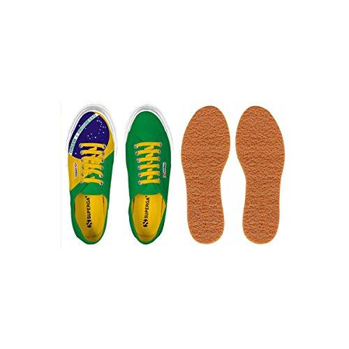 Superga - Zapatillas para hombre Brazil