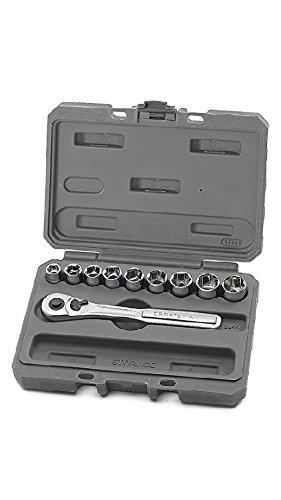 Amazon.com: Craftsman 10 PC., 6 pt. 3/8 in. Drive Standard ...