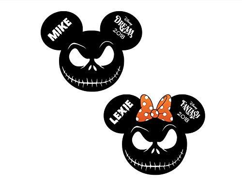 Jack Skellington Magnet | Disney Halloween Cruise | Nightmare Before Christmas | Halloween Disney Cruise Magnet -