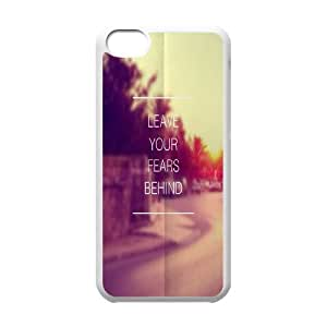 Cases for IPhone 5C, Fears Cases for IPhone 5C, Psychedelic Anime White
