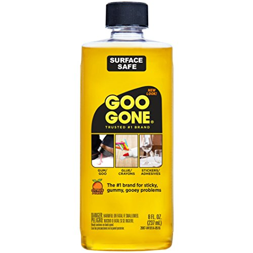 Price comparison product image Goo Gone Surface Safe Adhesive Remover, 8 oz