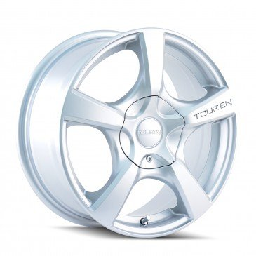 Touren TR9 16 Hypersilver Wheel / Rim 5x110 & 5x115 with a 42mm Offset and a 72.62 Hub Bore. Partnumber - Rims Hyper Silver