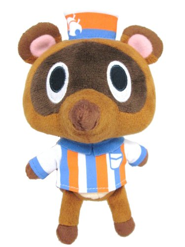 Amazon Com Sanei Animal Crossing New Leaf Doll Timmy Convenience