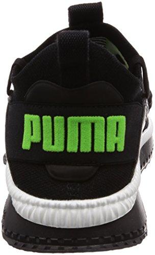 Gecko Puma Baskets White Black Jun Puma Adulte Noir Mixte Tsugi green wqwU08tv