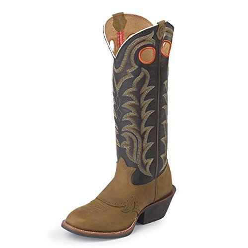 Tony Lama Men's QUANAH Navy 16