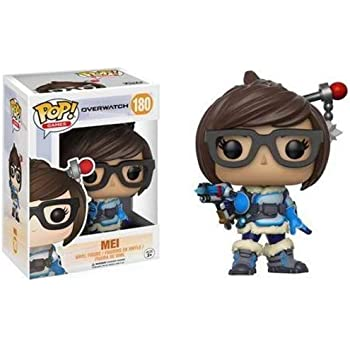 Amazon.com: Funko Pop Keychain Overwatch Tracer Action ...