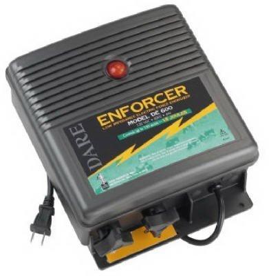 Dare Prod. DE600 110V Electric Fence Energizer by Dare Products Inc [並行輸入品] B01LVVD5BT