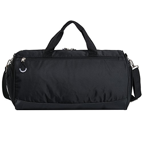 affef4157ebb Kuston Sports Gym Bag with Shoes Compartment Travel Duffel Bag for Men and  Women