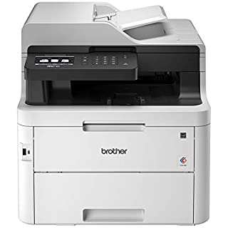 Brother MFC-L3750CDW Digital Color All-in-One Printer, Laser Printer Quality, Wireless Printing, Duplex Printing, Amazon Dash Replenishment Enabled (B07FMS1JSS) | Amazon price tracker / tracking, Amazon price history charts, Amazon price watches, Amazon price drop alerts