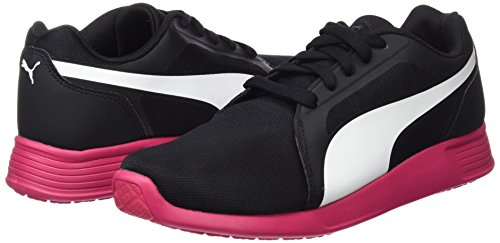 black Entrainement Running white De Mixte Red rose Noir Evo Puma Chaussures St 08 Adulte nqaFzF