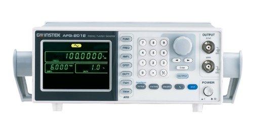 0.1Hz to 12MHz Frequency Range GW Instek AFG-2012 Arbitrary DDS Function Generator