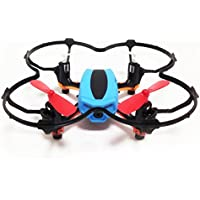 Owill GW008C Mini 2.4G 6 Axis RC Quadcopter Aircraft With HD Camea/ Photo Taking and Video Shooting (Blue)