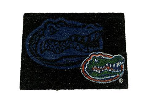 Northwest University of Florida Gators Team Logo 24 x 18 inch Coir -