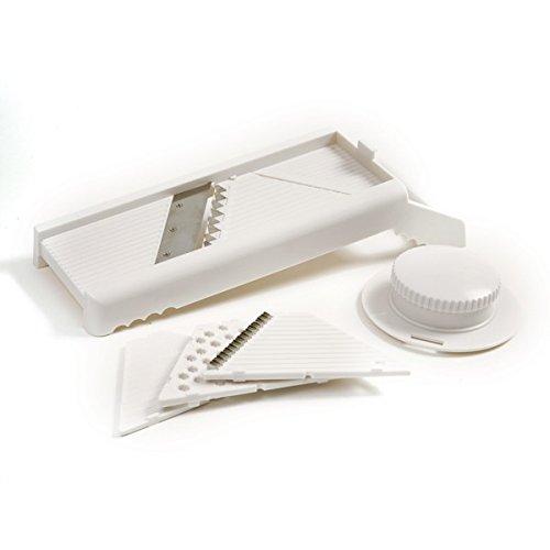 Norpro 307 Mandoline Slicer with Stainless Steel Blades