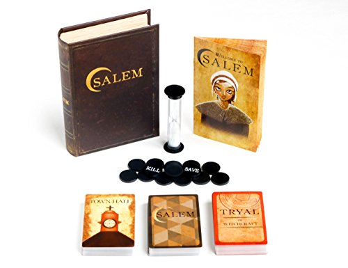 Salem Board Game (1st Edition) by Facade Games