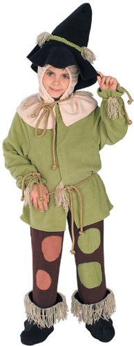Scarecrow Halloween Costumes For Toddler (Wizard of Oz Toddler Scarecrow Costume)